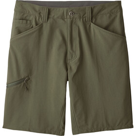 "Patagonia Quandary Shorts 10"" Men, industrial green"